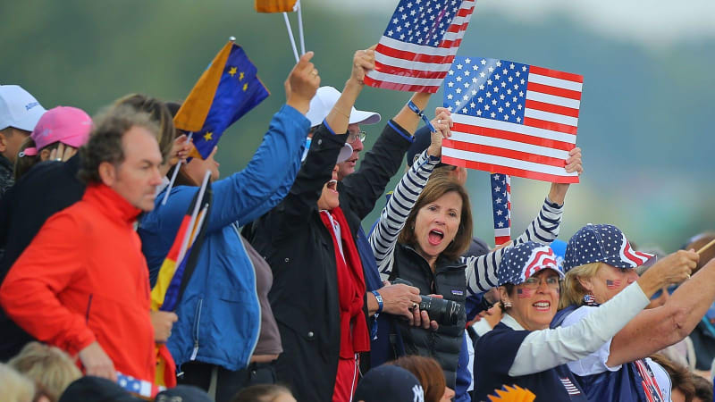 Team USA siegt beim Solheim Cup 2015. (Foto: Getty)