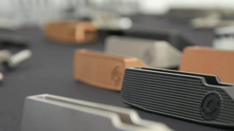 Caledonia produziert individuelle und hochwertige Putter Made in Germany.