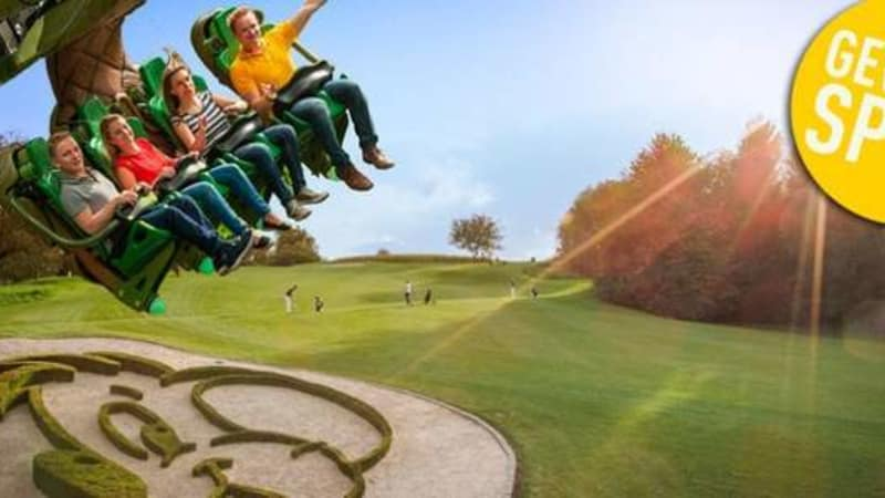 Gewinnen Sie einen Kurzurlaub mit Golf im Europa-Park! (Foto: Europa-Park)