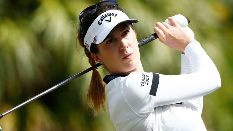 Sandra Gal gab in der ersten Runde der LPGA Malaysia Vollgas. (Foto: Getty)