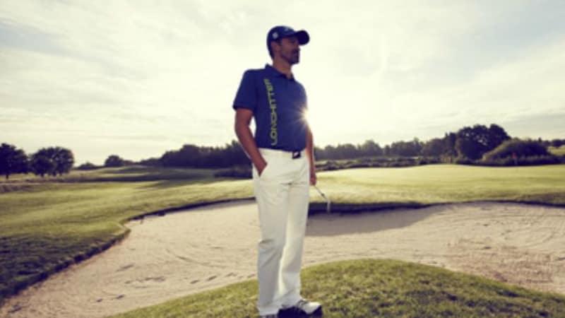 Die von SignatureGolf personalsierten Alberto-Poloshirts sind defintiv ein Hingucker auf jedem Golfplatz. (Foto: SignatureGolf)