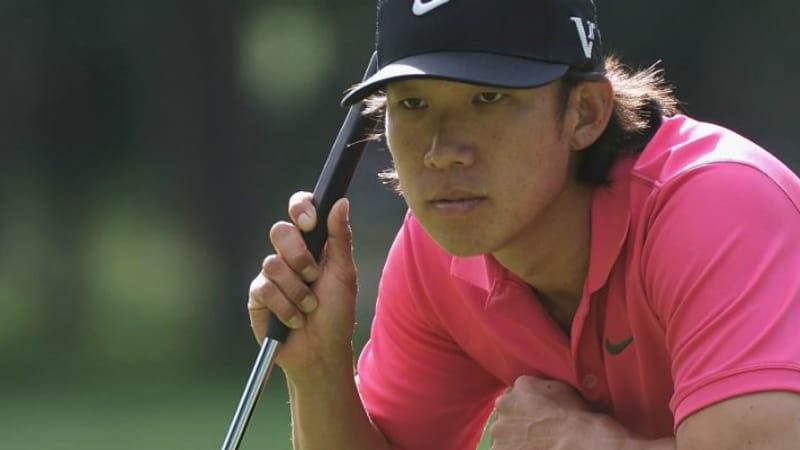 Anthony Kim galt als großes Golftalent, bevor er 2012 quasi spurlos verschwand und zum Golf-Phantom wurde. (Foto: Getty)