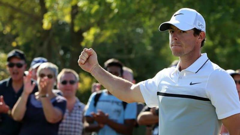 Rory McIlroy will als Nummer eins nach Augusta zurückkehren. (Foto: Getty)