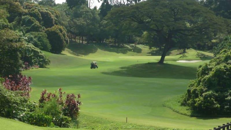 Der The Mines Resort & Golf Club gehört zu den exklusivsten Plätzen in Malaysia.