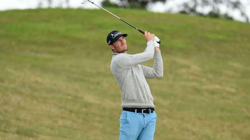 Sebastian Heisele während seines Auftritts bei der Madeira Island Open. (Foto: Getty)