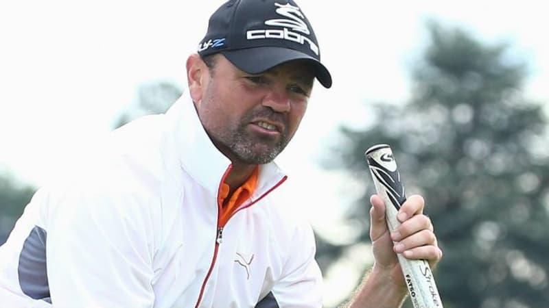 Sven Ottke schwingt nach seiner Karriere als Profi-Boxer in seiner Freizeit gerne den Golfschläger.