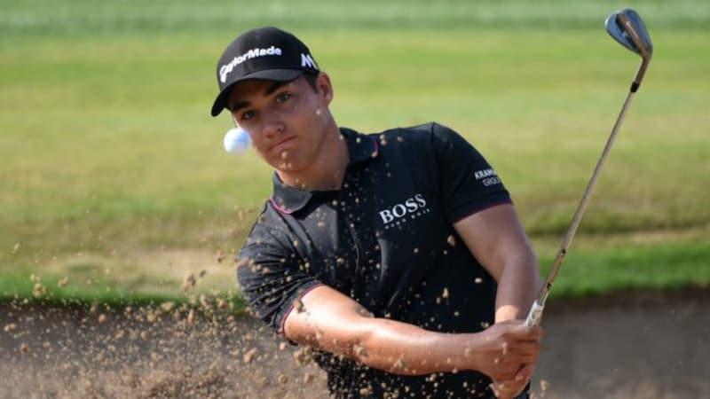 Für Dominic Foos heißt es im Finale der Omega Dubai Desert Classic: Runde drei abhaken und optimistisch nach vorne blicken. (Foto: Getty)