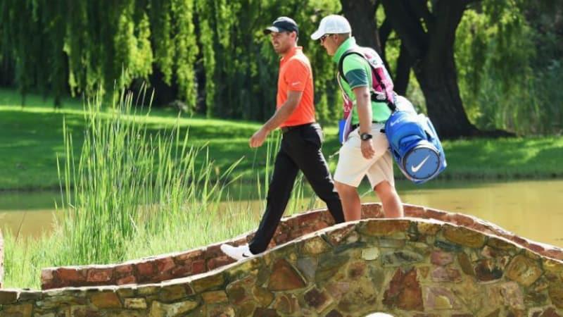 Auch bei der Tshwane Open setzte Charl Schwartzel seinen Siegeszug mit Equipment von Nike fort. (Foto: Getty)