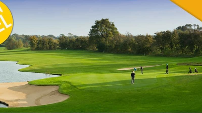 Gewinnen Sie bei Golf Post 2 Übernachtungen im Doppelzimmer inklusive Frühstück & Golf unlimited für zwei Personen auf Gut Apeldör.