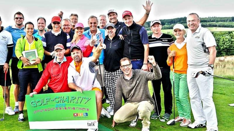 Der Golf Charity Spendenmarathon 2015 war ein voller Erfolg. Auch in diesem Jahr wird das Projekt weitergeführt. (Foto: talk Agentur)