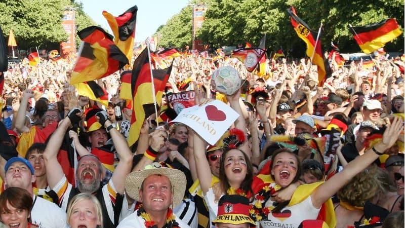 Jubel in Deutschland? Laut KPMG überflügelt die Bundesrepublik bald England hinsichtlich der Anzahl registrierter Golfer. (Foto: Getty)