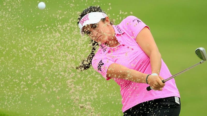 Gerina Piller aus den USA beim Volunteers of America Texas Shootout. (Foto: Getty)