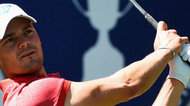 Martin Kaymer Kämpft bei der Open de Espana weiter um den Sieg.