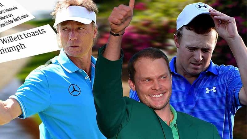 Pressestimmen Medie US Masters Tournament 2016 in Augusta