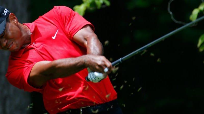 Wird Tiger Woods bald wieder auf der PGA Tour abschlagen? (Fto: Getty)
