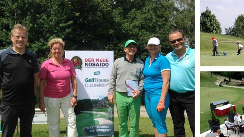 Bereits im letzten Jahr war die Veranstaltung vom Kosaido International Golf Club Düsseldorf zusammen mit GolfHouse Düsseldorf ein voller Erfolg. (Bild: Kosaido)