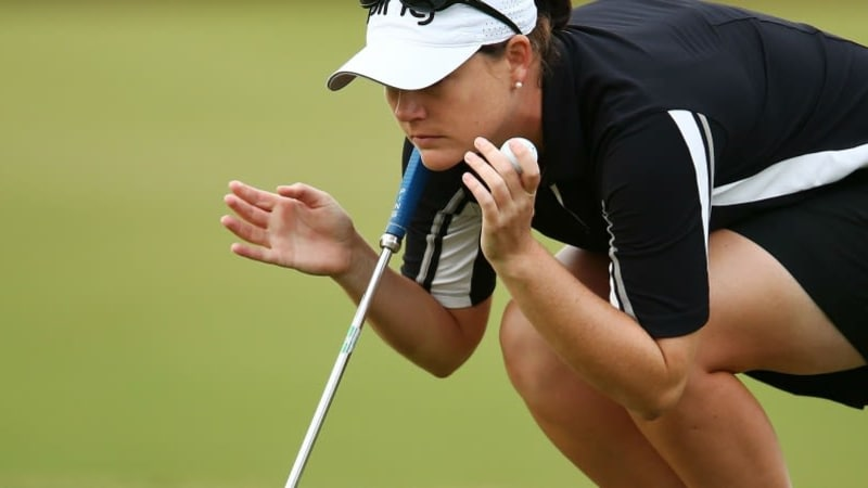 Caroline Masson nimmt bei der Kingsmill Championship die Top Ten ins Visier. (Foto: Getty)