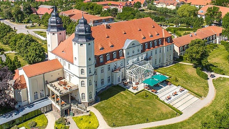 Das Hotel- und Sportresort Fleesensee