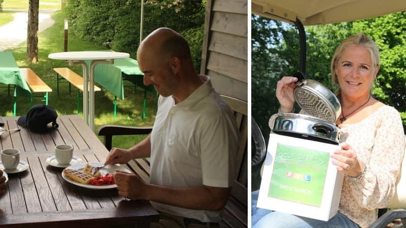 Impressionen vom Golf-Charity Turnier 2016 im GCC Velderhof. (Foto: GCC Velderhof)