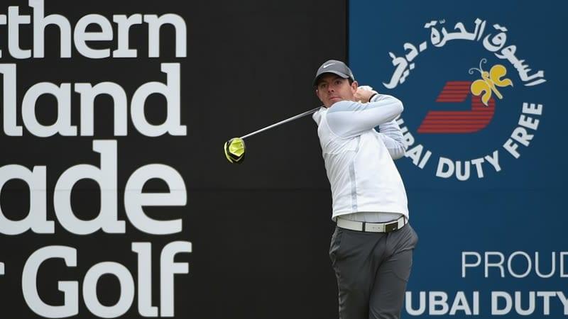 Rory McIlroy ist Gastgeber bei der Irish Open. (Foto: Getty)