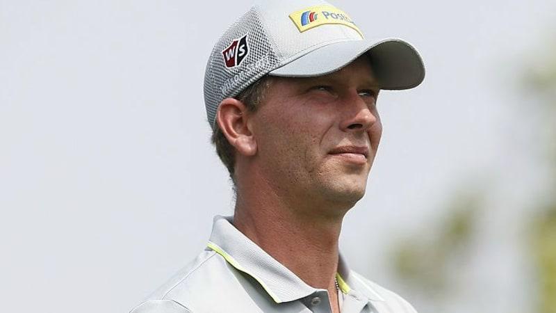 Marcel Siem golft erfolreich bei der China Open. (Foto: Getty)