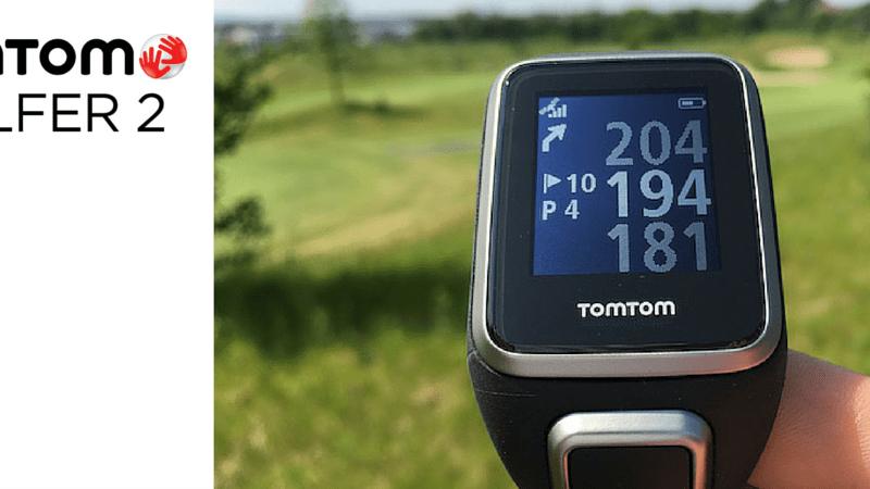 Golf Post hat die neue GPS-Golfuhr TomTom Golfer 2 ausgiebig getestet (Foto: Golf Post)