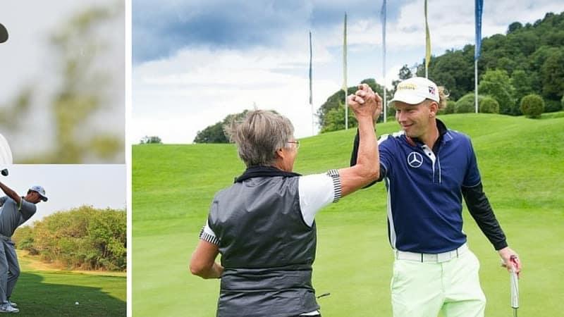 Machen Sie mit und spielen Sie mehrere Löcher gemeinsam mit Marcel Siem am 20. Juni. (Bild: Golf Post)