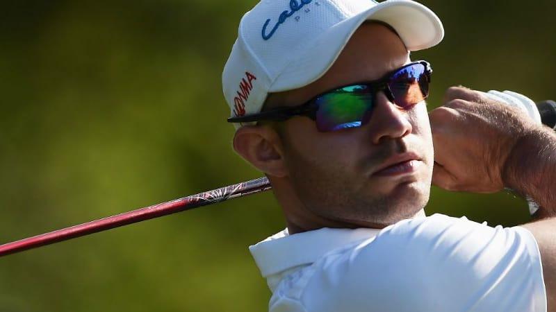 Bernd Ritthammer ist bester Deutscher im Feld der BMW International Open.