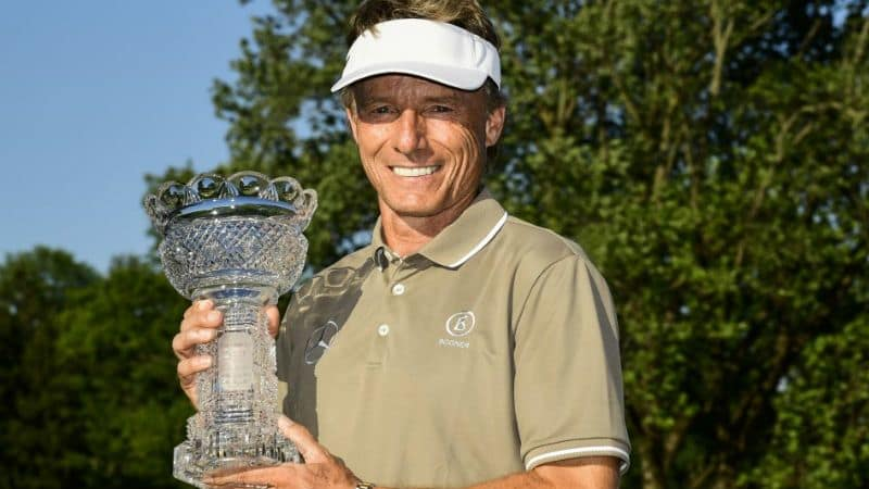 Bernhard Langer gewinnt die Senior PLAYERS Championship zum dritten Mal hintereinander. (Foto: Ryan Young/ PGA Tour)