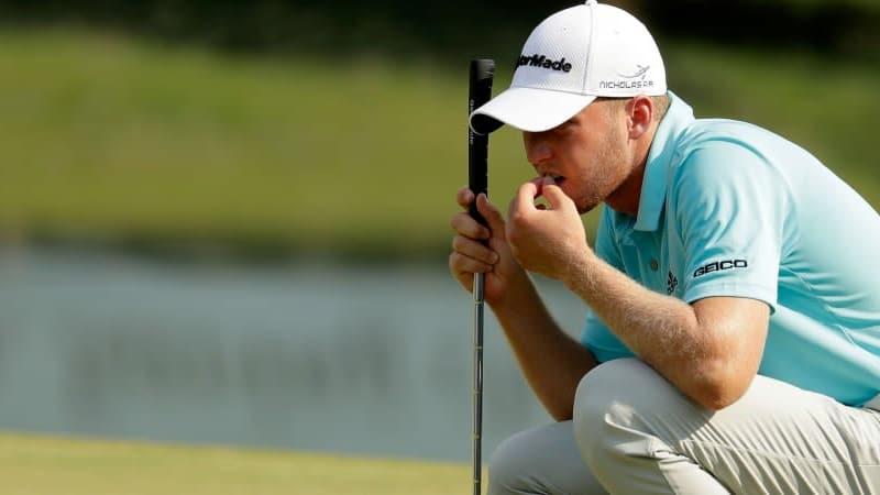 Daniel Berger späht bei der St. Jude Classic auf seinen ersten PGA-Tour-Titel. (Foto: Getty)