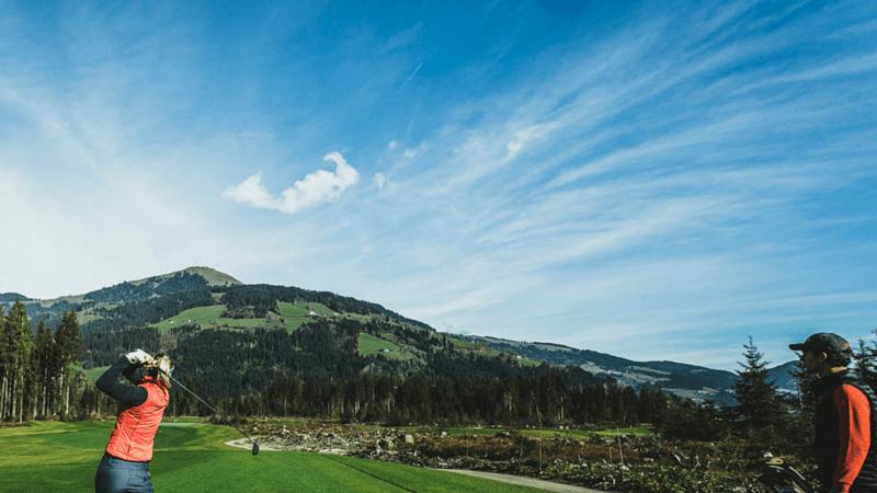 Golf und Genuss in den Alpen. Genießen Sie einen Aktivurlaub im Hotel Glockenstuhl. (Foto: Golf Post)