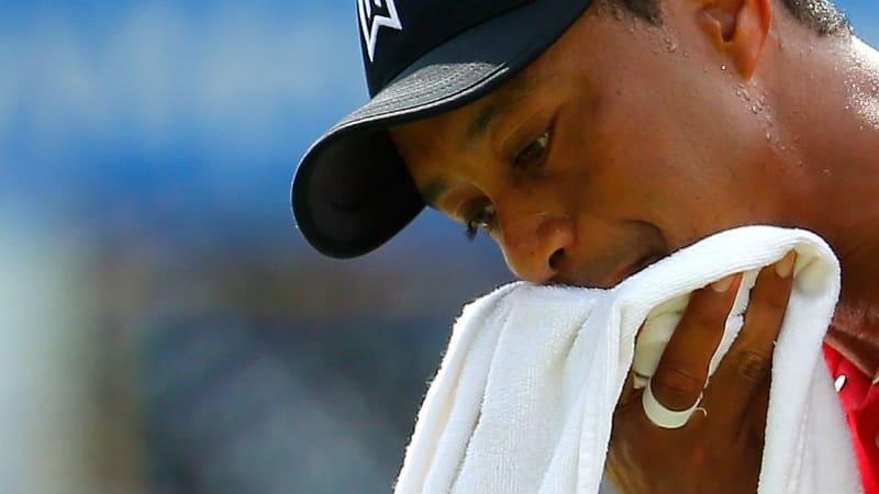 Tiger Woods ist nach seinen zahlreichen Verletzungen