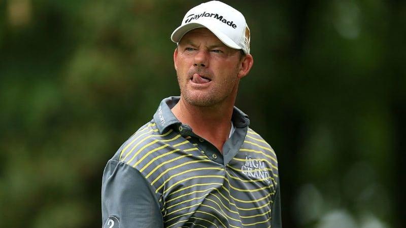 Ein Wochenende zum Zungeschnalzen: Alex Cejka zeigte auf der PGA Tour ein gutes Ergebnis und klettert in den Rankings. (Foto: Getty)