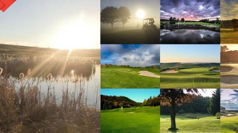 Deutschlands Top-10-Golfplätze, bewertet von Golf Post Lesern. (Bild: Golf Post)