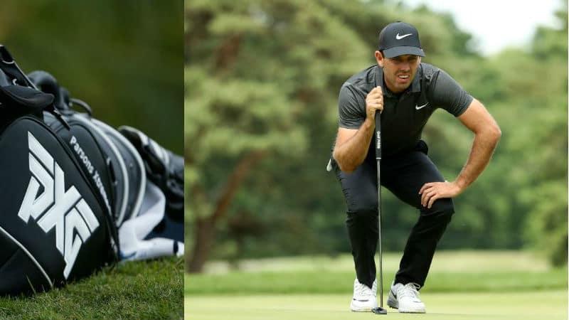 Charl Schwartzel hat unmittelbar vor der Open Championship seine Schläger gewechselt und ist von Nike zu PXG gewechselt. (Foto: Getty)
