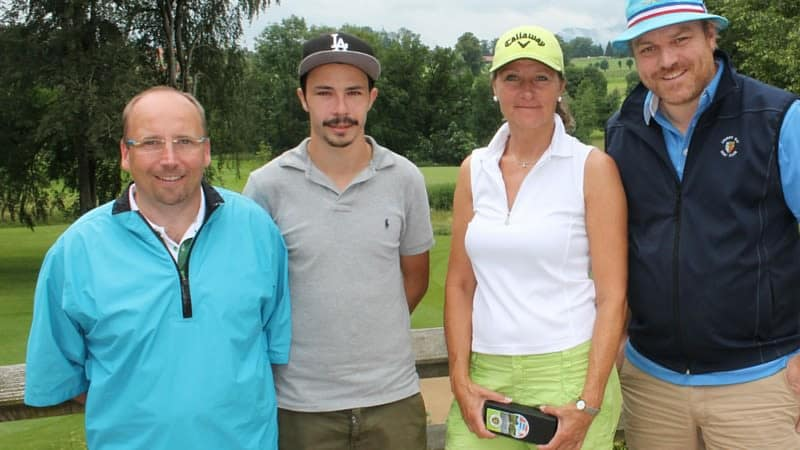 Golf Charity Turnier im GC Isarwinkel