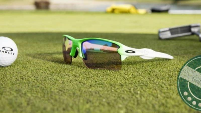 Wir haben die Flak 2.0 der neuen Oakley Green Fade Kollektion getestet und uns dabei glatt ein wenig olympisch gefühlt. (Foto: Oakley)