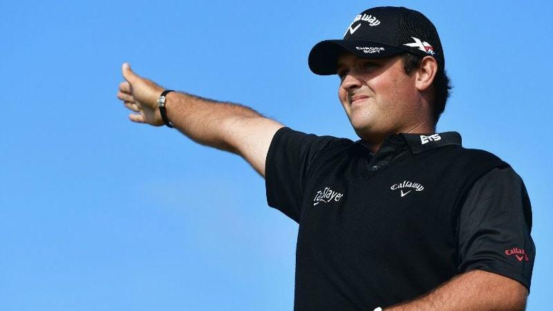 Patrick Reed führt derzeit den ersten Durchgang der open Championship an. (Foto: Getty)