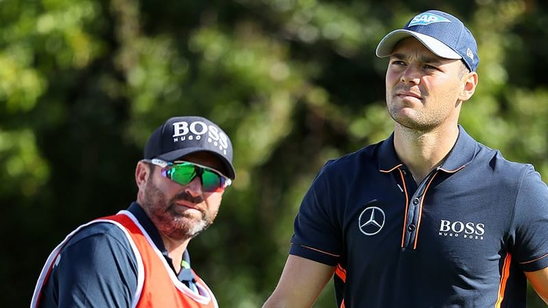 Martin Kaymer Made in Denmark 2016 Moving Day