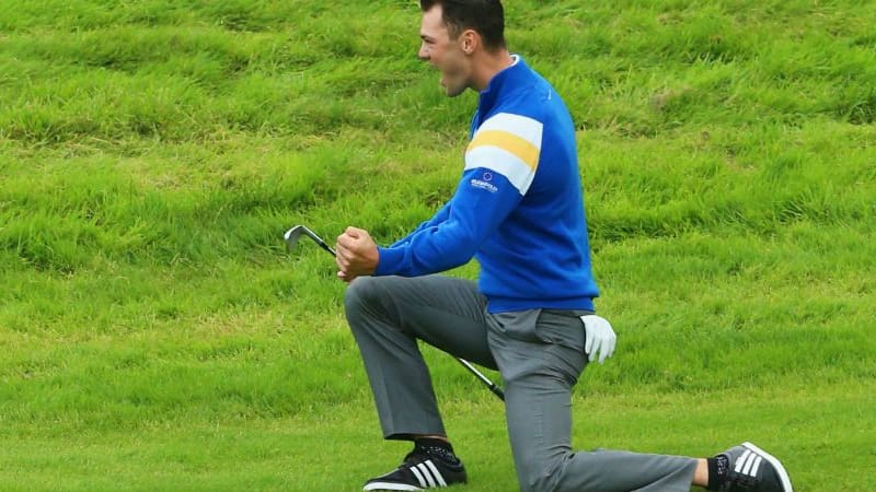 Martin Kaymer spielt in Hazeltine den vierten Ryder Cup in Folge.
