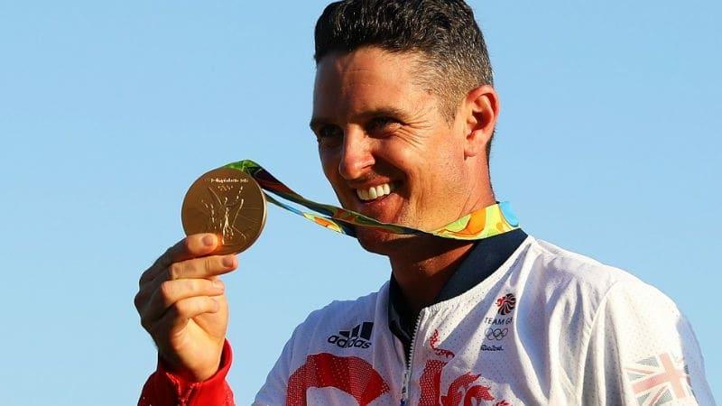 Die Goldmedaille überstrahlt alles. Dennoch gab es für Justin Rose auch ein paar OWGR-Punkte in Rio. (Foto: Getty)