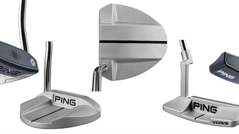 Vier neue Modelle hat die Vault Serie von Ping zu bieten. (Foto: Ping)