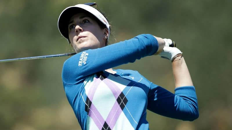 Sandra Gals Leistung bei der Canadian Pacific Women's Open ist noch ausbaufähig. (Foto: Getty)