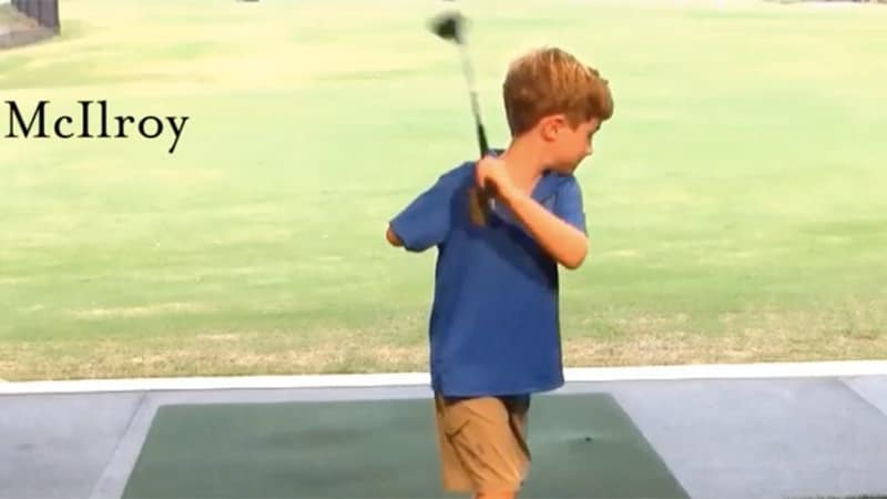 Tommy Morrissey Golf Video