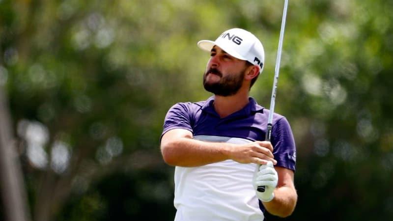 Klappt es mit dem Traum von der PGA Tour? Stephan Jäger kämpft um die Spielberechtigung für die höchste Golfliga. (Foto: Getty)