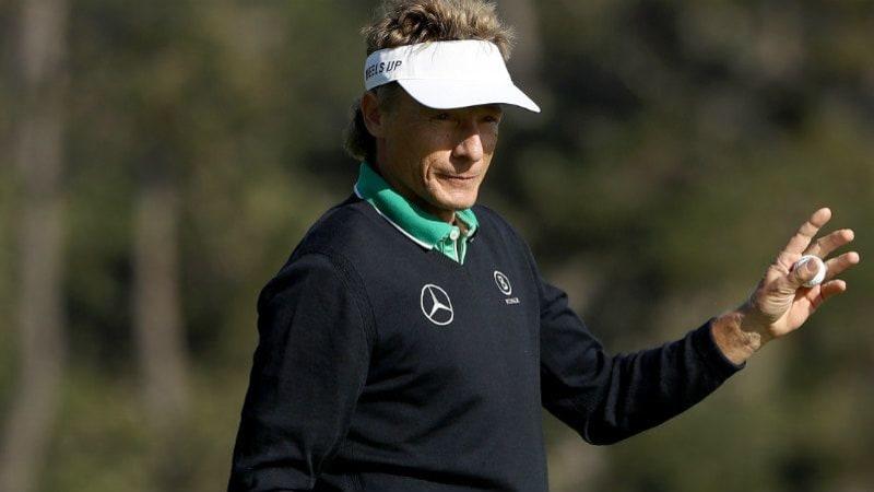 Mit vier Siegen in der aktuellen Saison führt Bernhard Langer das Ranking der Champions Tour an. (Foto: Getty)