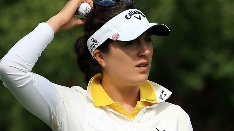 Ihr Eagle bringt Sandra Gal in der ersten Runde der Evian Championship auch nicht weiter. (Foto: Getty)