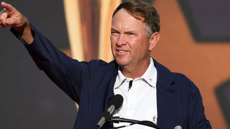 Davis Love III war zwei Mal Ryder-Cup-Kapitän der USA und führte das Team nach 35 Jahren wieder zum Sieg. (Foto: Getty)