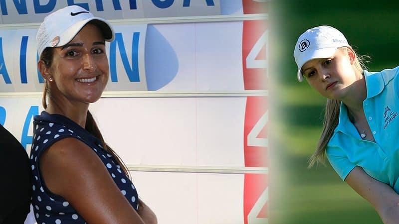 Leticia Ras-Anderica Olivia Cowan Sanya Ladies Open 2016 Finale