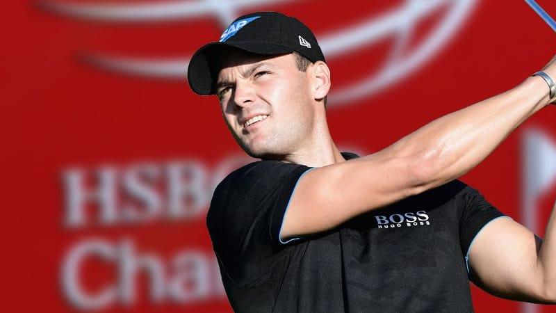Martin Kaymer WGC HSBC Champions 2016 Wochenvorschau